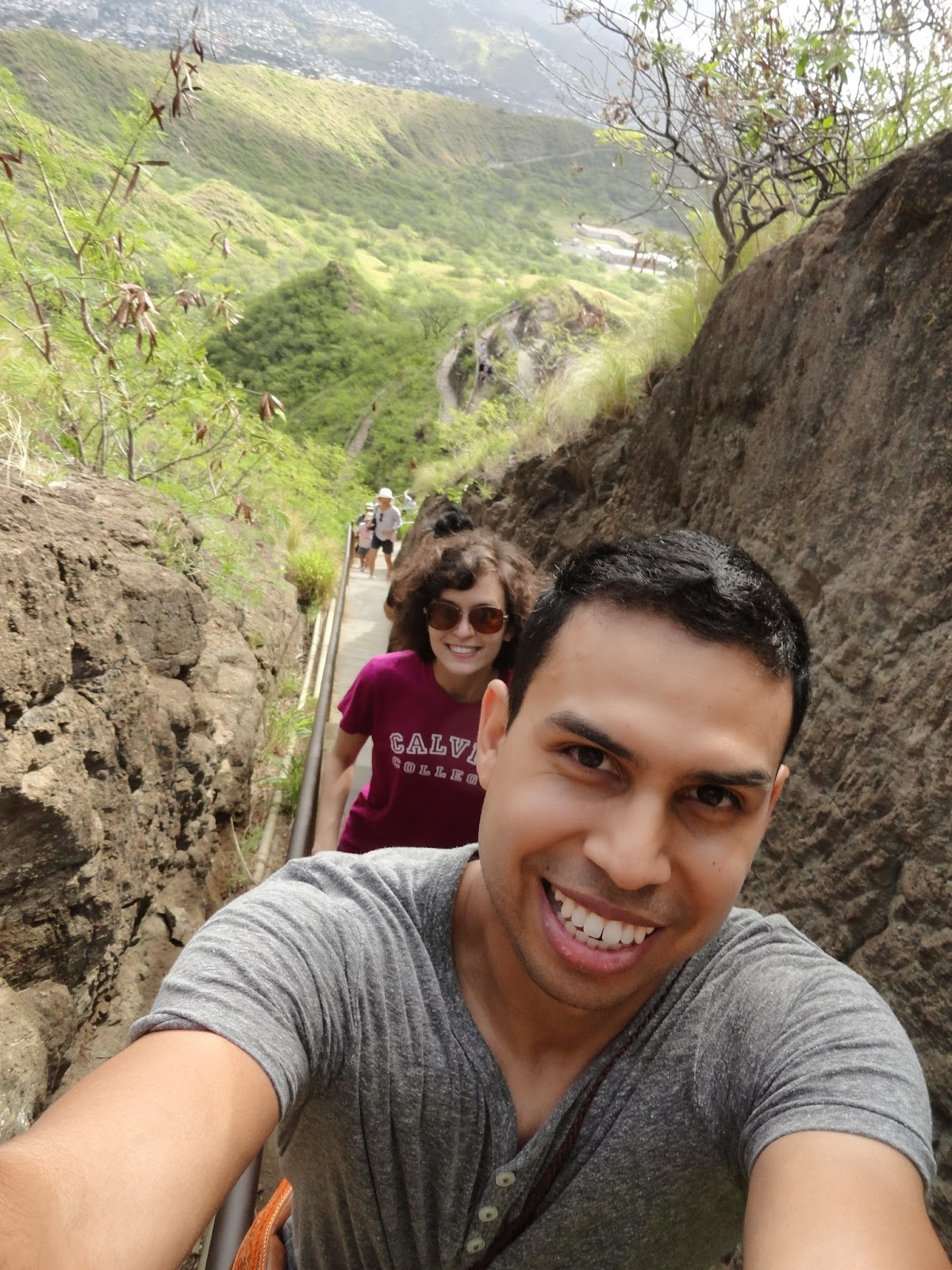 Diamond Head Crater Oahu