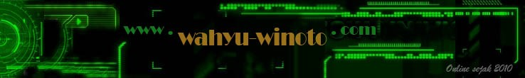 header wahyu winoto blog