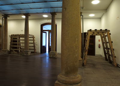 Sala de Columnas del RIDEA