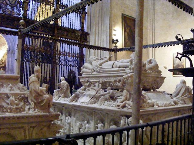 Túmulos dos Reis Católicos em Granada