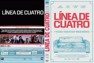 LINEA DE CUATRO [ COVER DVD]