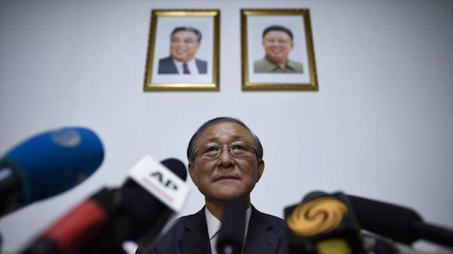 Pyongyang convoca a sus embajadores en Rusia, China y ONU