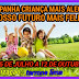 Campanha criança mais alegre, nosso futuro mais feliz será realizada em Ponto Novo