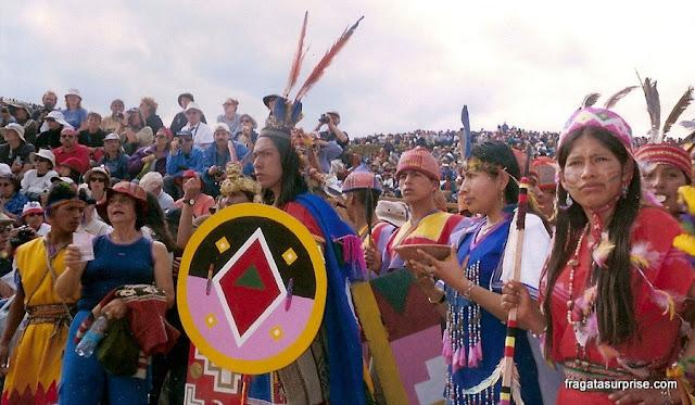 Resultado de imagem para Inti Raymi representaçoes antigas