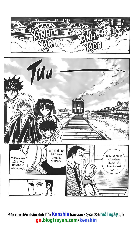 Rurouni Kenshin chap 44 trang 15