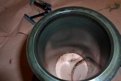 cylindre à deglaçer