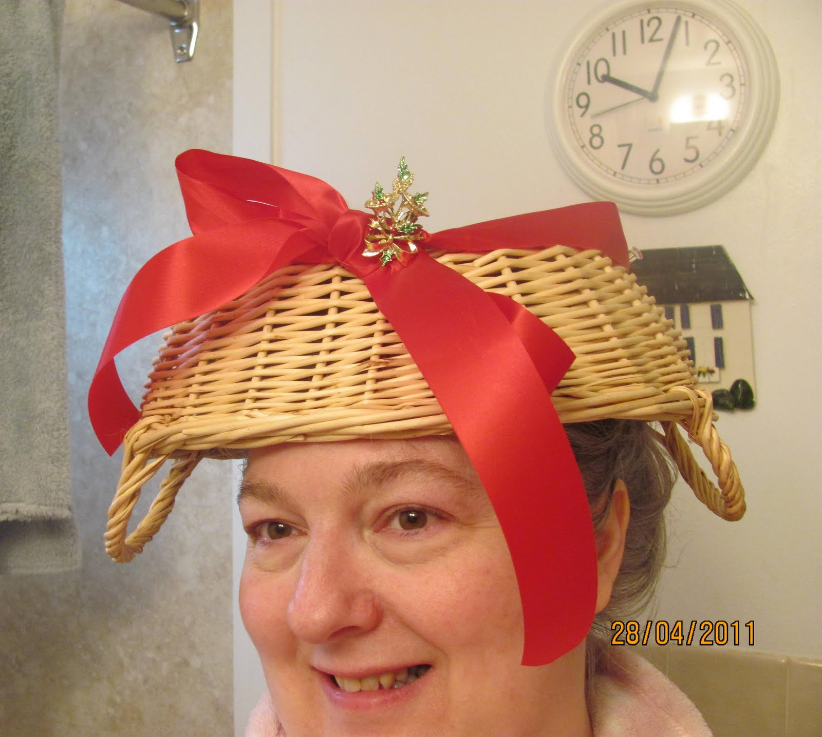 Tickell Expressions: Crazy Hat Day