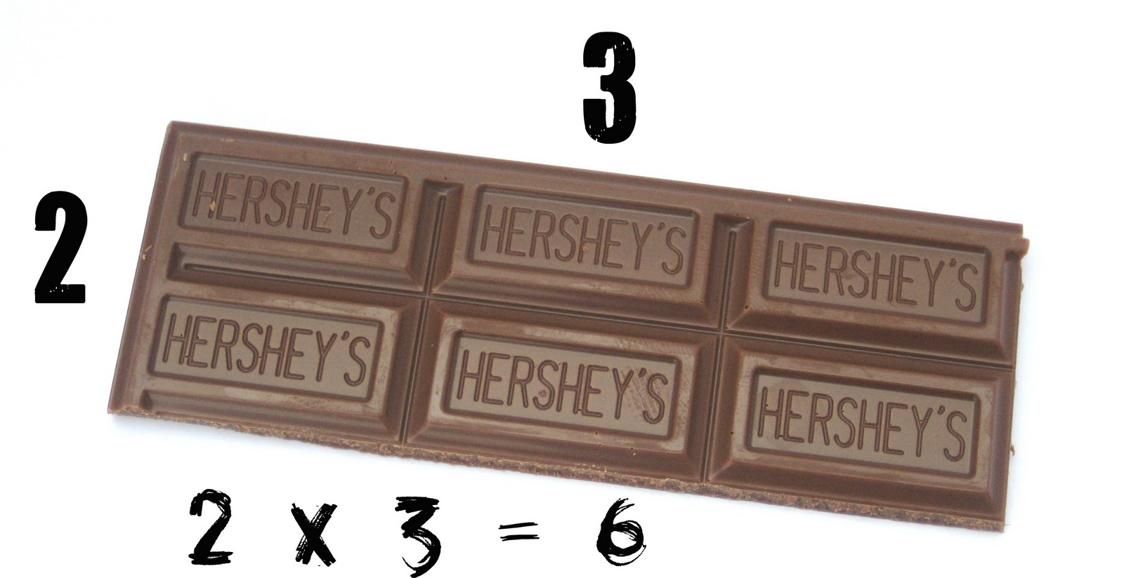 Relentlessly Fun Deceptively Educational Milk Chocolate Multiplication