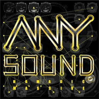 "Nomadic Massive - ""Any Sound EP"" (2013) (Canadá)"