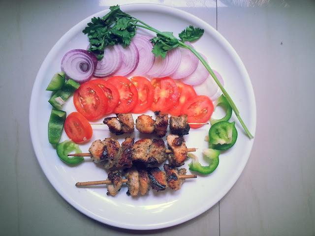 chicken kabab,recipe,pan made kabab