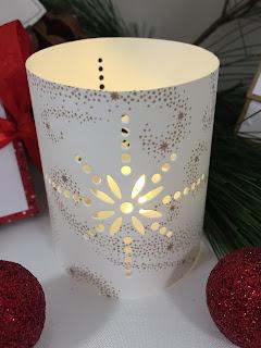 Goodies für die Gäste, gestaltet mit dem Stempelset Weihnachtsstern und Thinlits Sternenzauber