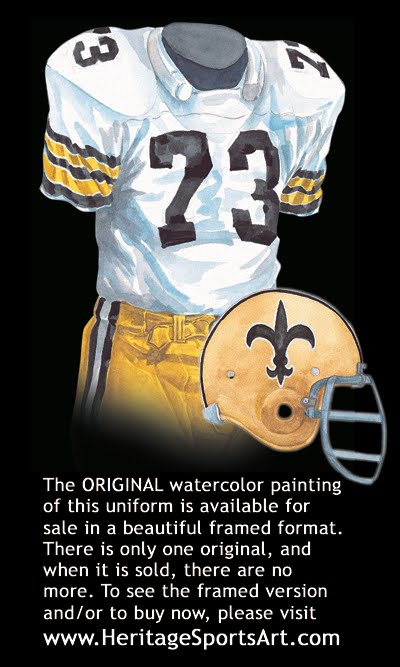 sports shoes 94f64 64d76 earl campbell new orleans saints jersey