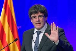 Pemimpin Catalonia, Carles Puidgemont Ditangkap Polisi di Jerman