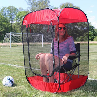 Mosquito Popup Screen Chair Tent