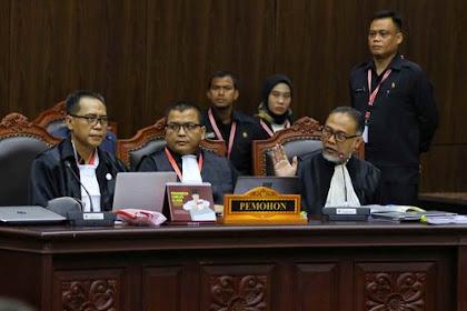 Ini dia Hadist Nabi yang Dikutip Tim Hukum Prabowo saat Baca Gugatan di MK