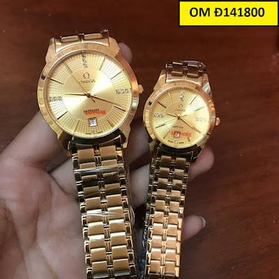 Đồng hồ nam OM Đ141800 quà tặng bạn trai đỉnh nhất