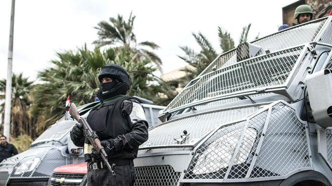 وزارة الداخلية : تحذر المواطنين من الفوضي بالامن العام بسبب الجزيرتين صنافير وتيران