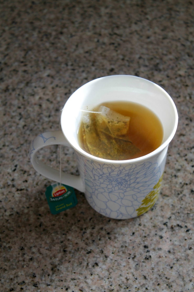 Saveur du soir nighttime herbal tea