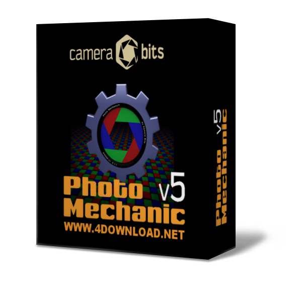 Download Photo Mechanic 5 Full version