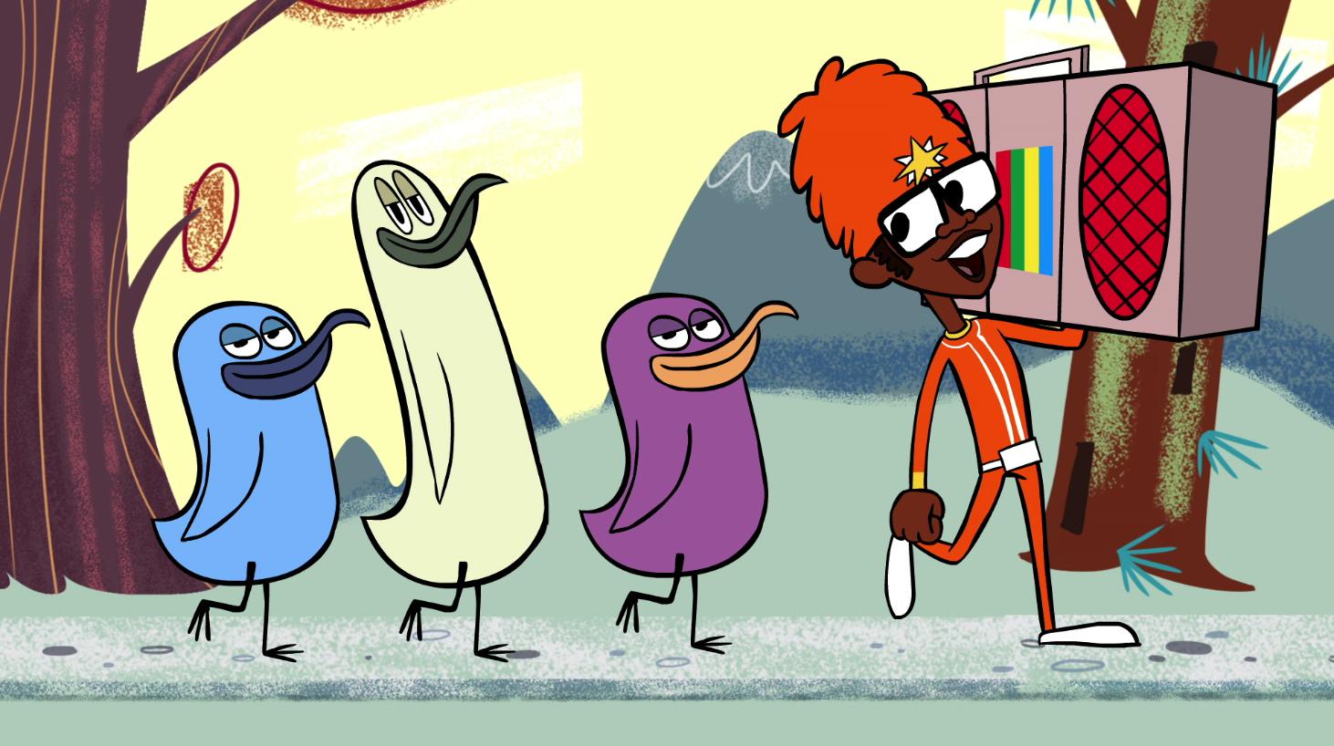 Cartoon Characters From The 70 S : Early s cartoon characters adultcartoon