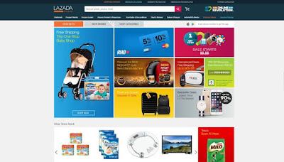Cara Beli Online di Lazada Malaysia