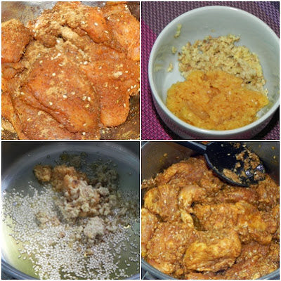 receita de frango thay