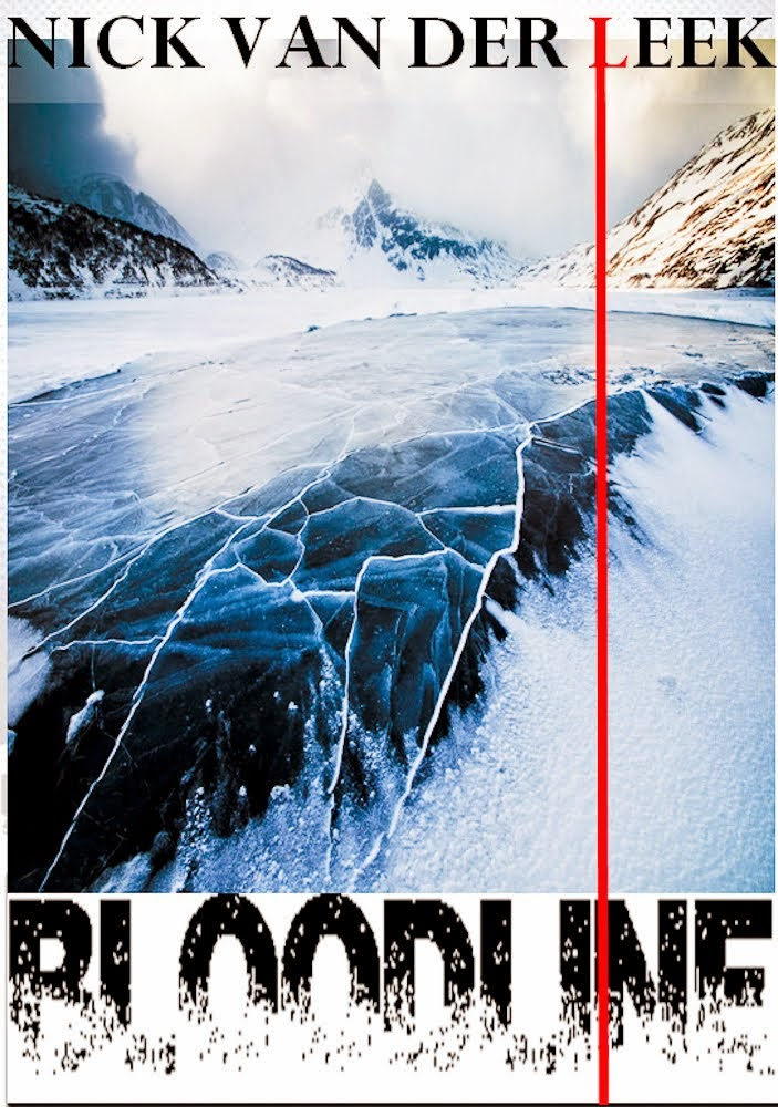 BLOODLINE is a sort of Interstellar set in a much bleaker world (Scotland, Ice Age, Spaceships)....