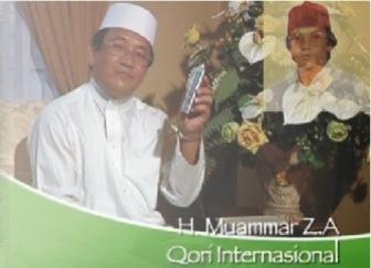 Murottal Al-Qur'an 30 Juz, Qori H. Muammar ZA