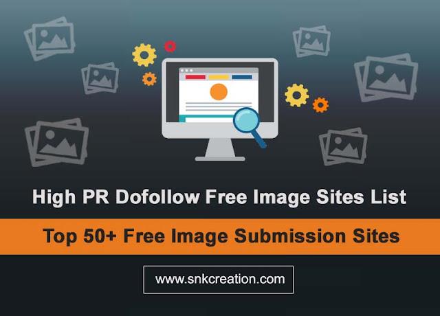 dofollow image sharing sites list