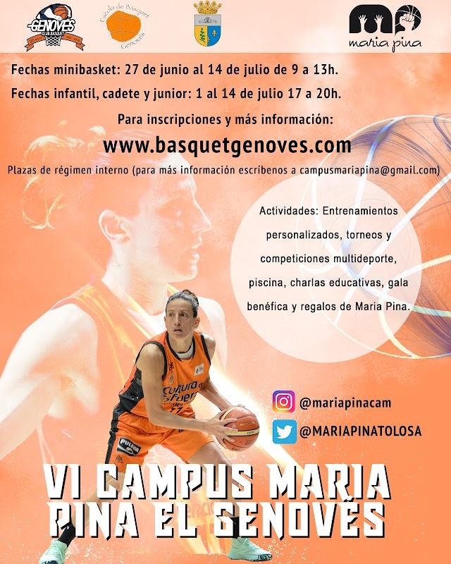 Campus Maria Pina El Genovés 2019