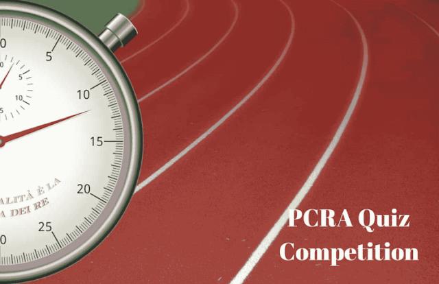 pcra competition/pcra quiz