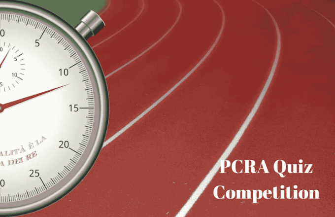 Quiz Competition For School Students By PCRA(Petroleum ConservationResearch Association)