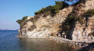 Isla de Zante, Agios Sostis.