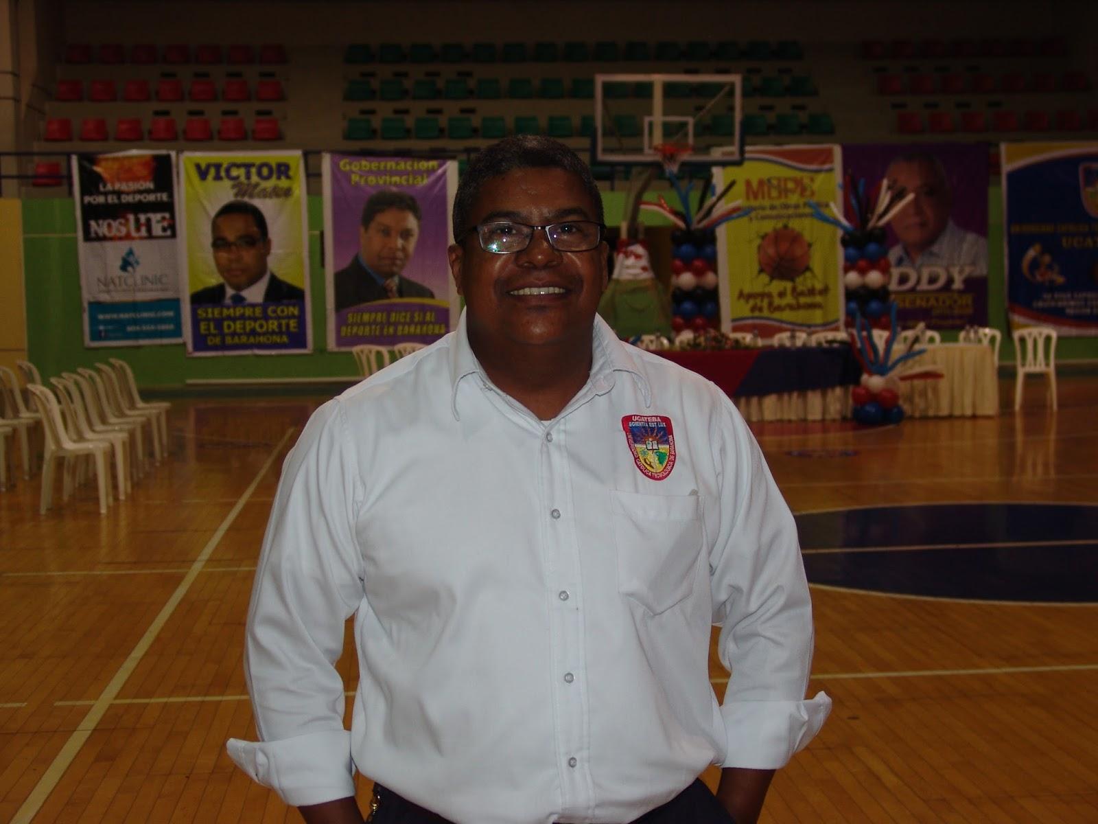 Presidente de la Asociación Provincial de Baloncesto de Barahona se refiere a decisión del Club Santa Cruz de retirarse del  torneo de baloncesto superior