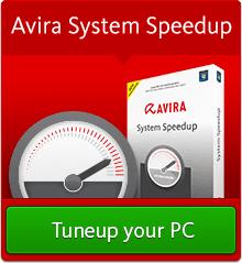 โหลด AVIRA SYSTEM SPEEDUP ตัวเต็ม FULL Crack