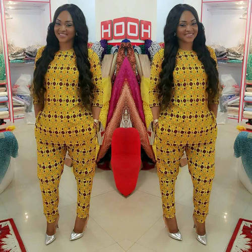 ankara jumpsuits for nigerian women