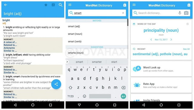 Advanced English Dictionary & Thesaurus Apk + Data