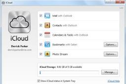 Cara Install Email iCloud Di Windows Dan Android