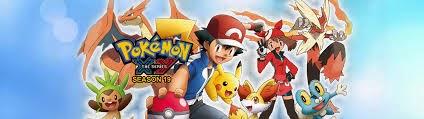 Pokemon XY - Pokemon Season 19