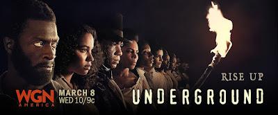 Underground Season 2 Banner Poster 2