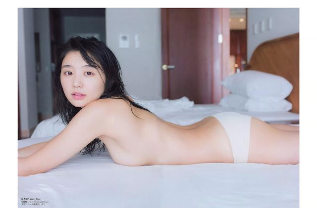 Ono Nonoka おのののか FLASH December 2016 Wallpaper HD