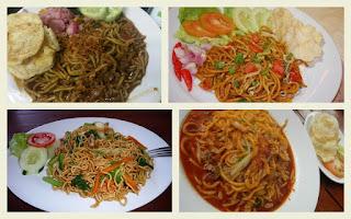 Kuliner Indonesia - Bungong Jeumpa