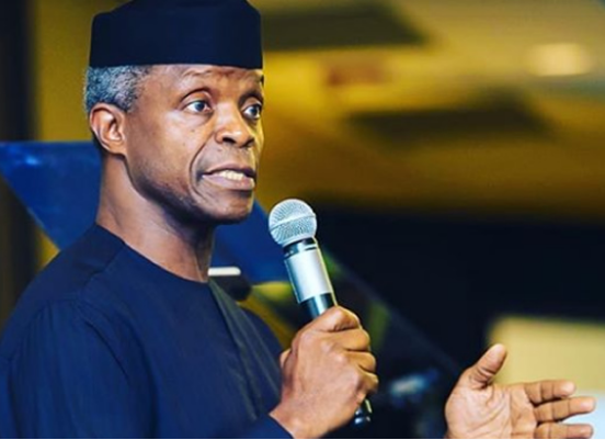 You Call Yourself A Pastor And Still Lying Against Us - PDP Warns Osinbajo