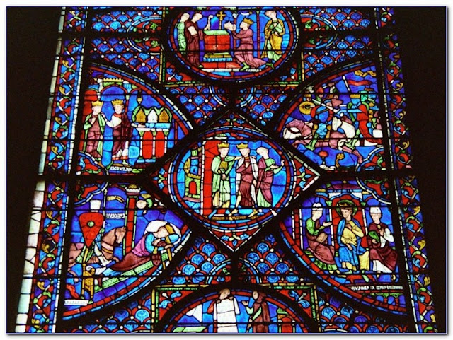 facts about stained glass windows in churches