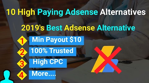 Best Google Adsense Alternative For Indian Bloggers 2018