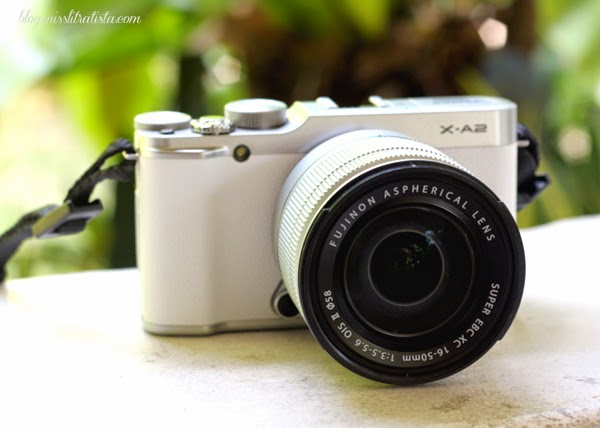 Fujifilm X-A2 Camera Driver for Windows