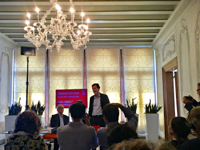 May You Live in Interesting Times  - Ralph Rugoff, the curator of Venice Biennale Arte 2019