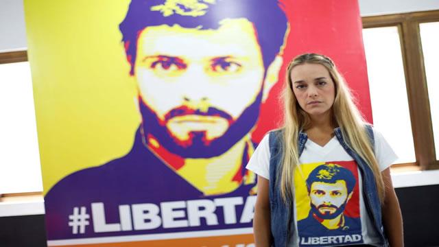 Lilian: Leopoldo yo resisto en la cárcel, ustedes resistan en la calle (Video)
