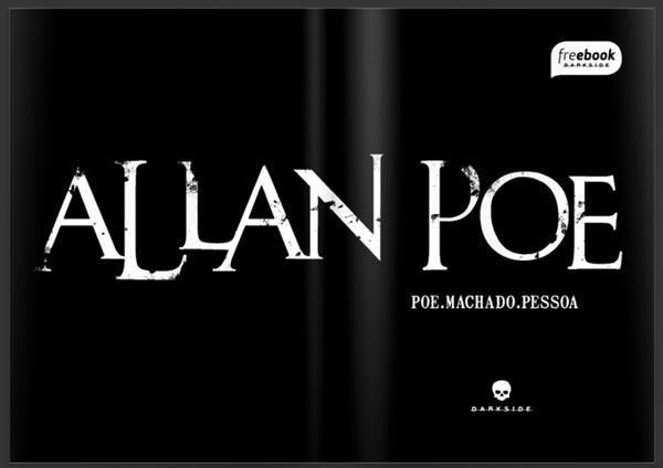 Resenha, O-Corvo, Edgar-Allan-Poe, Darkside, poema, trecho, opiniao, critica, capa, ebook, original, tradução, machado-de-assis, fernando-pessoa