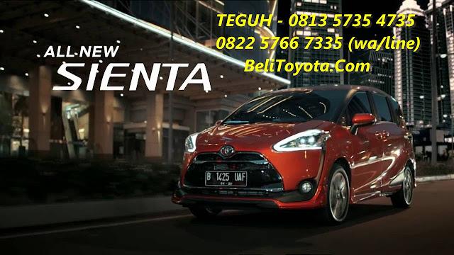 Genjot Penjualan, Toyota Sienta Diskon 30 Juta